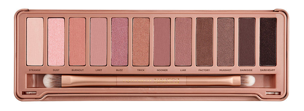 Urban Decay | NAKED3 Eyeshadow Palette | $54